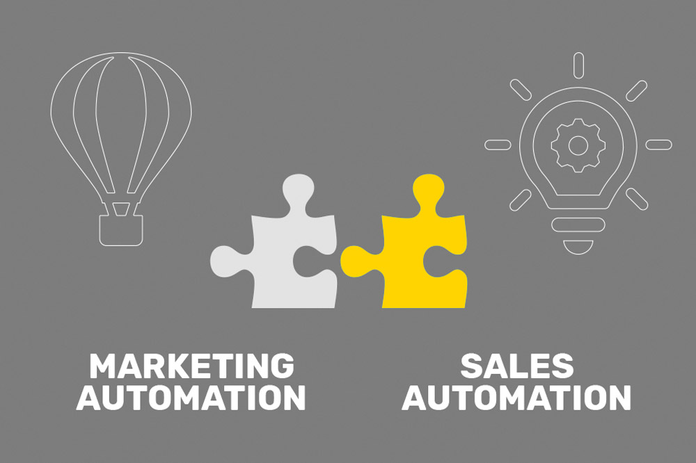 Marketing Automation vs Sales Automation