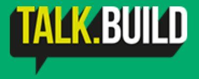 Talk Build Blog
